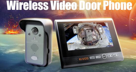 videointerfoane wireless kivos