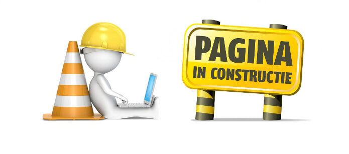 Imagini pentru pagina in constructie